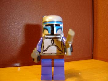 LEGO Jango Fett minifigure for sale