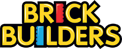 Brick Builders LEGO birthday party company logo
